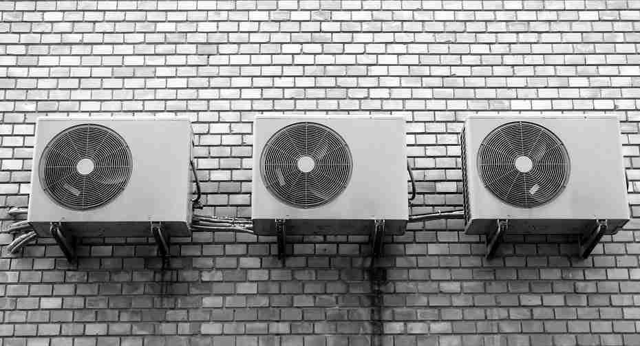 eficiência de ar condicionado