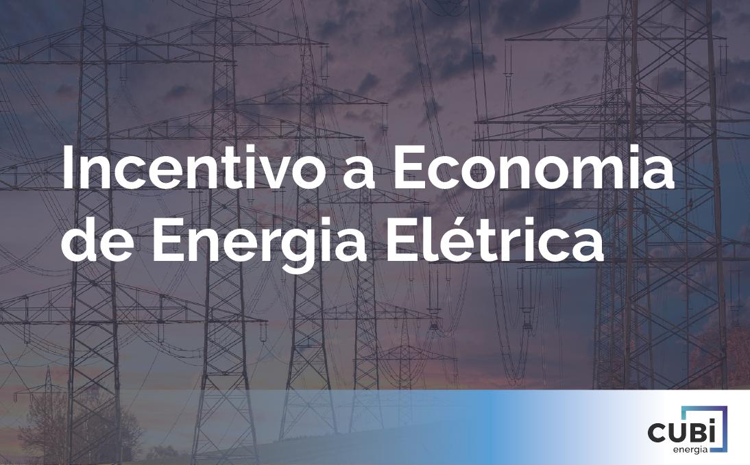 Artigo – Incentivo a Economia de Energia Elétrica